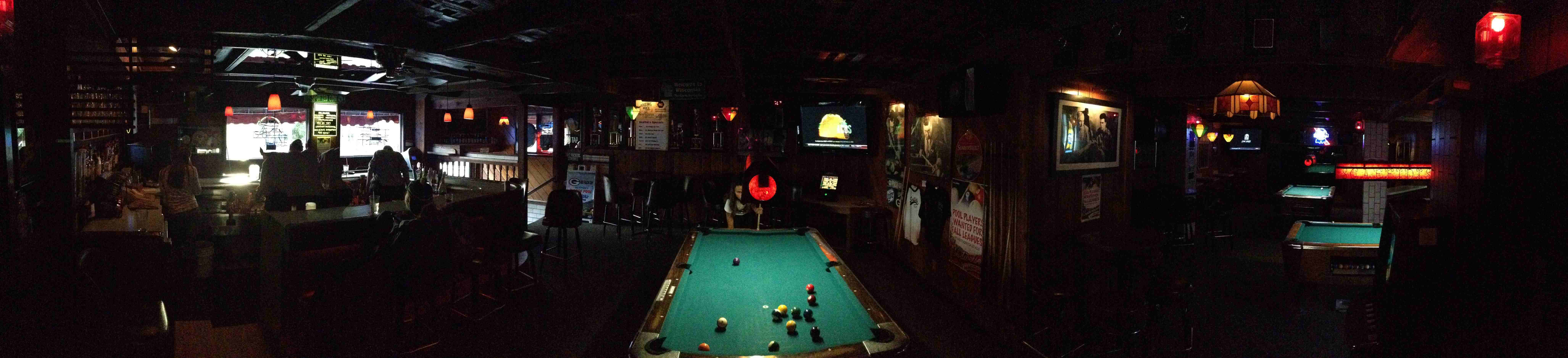 Milwaukee Pool Hall